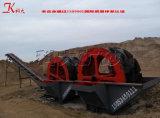 Pianta di lavaggio della sabbia naturale, rondella artificiale della sabbia