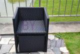 Новые творческие напольные таблица и стул трактира кофейни отдыха