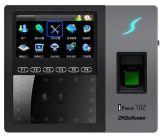 Controlador facial do acesso do reconhecimento da tela do iTouch de Zk 4.3 com WiFi (Iface702)