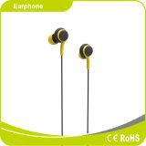 Encantadora Mini cable intrauditivos auriculares MP3 con el cuadro de Color