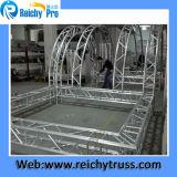 中心のトラス段階のトラスアルミニウムトラス屋根のトラス