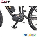 Mediados de la unidad eléctrica de 250W Kit bicicleta eléctrica con freno hidráulico