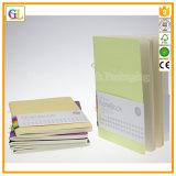 Impression faite sur commande de carnet de qualité (OEM-GL015)