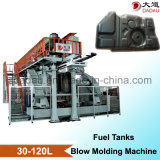 De Tanks die van de benzine Machine produceren