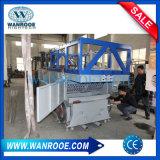 Belüftung-HDPE Rohr-einzelner Welle-Plastikreißwolf-zerreißende Maschine