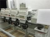 Máquina de bordado com cabeça 4 9 máquina de bordado computadorizada de agulha com melhores Hoop