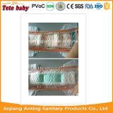 Tecido descartável do bebê do tecido o mais barato dos produtos do bebê de Bebetoos do preço