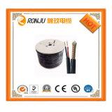 cable de transmisión aislado XLPE eléctrico ignífugo eléctrico del cable 4c 35mm2 4X35mm2 del PVC 0.6/1kv