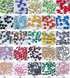 Rhinestone Fix 2018 самый новый горячий продавая 5A Капри Bluse Ab камень Preciosa экземпляра горячего стеклянный кристаллический (HF-ss20capri голубой ab)