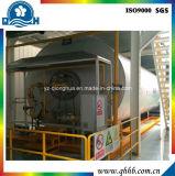 Linha de produção eletrostática automática do revestimento com GV