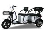 500W мобильность три колеса с электроприводом для взрослых пассажиров в инвалидных колясках Филиппинское