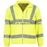 Commerce de gros reflète T-shirts polo veste polaire des vêtements de travail