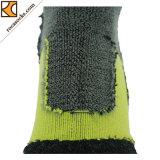 Los hombres de esquí de la cálida lana merino calcetines de deporte (161002SK)