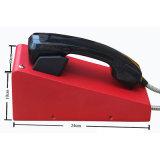 Tipo antiexplosión estación analogica del escritorio del teléfono Knzd-28 de la mesa del IP del teléfono