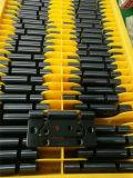 Il portello dell'acciaio inossidabile parte il vuoto che metallizza la macchina di rivestimento