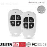 Casa inalámbrica GSM de alarma antirrobo de seguridad con el teclado