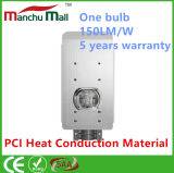 Éclairage routier du matériau 100W DEL de conduction de chaleur d'IP67/PCI