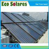 Progetto del collettore solare della lamina piana del Vietnam per il fornitura dell'acqua calda dell'hotel