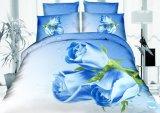 寝具は100%年のポリエステルMicrofiberファブリックをセットする