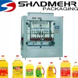 Macchina di rifornimento automatica della bevanda della bottiglia dell'olio di girasole