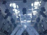 DJのためのズームレンズとの1のGoboの車輪LED 200W 3