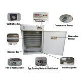 Caixa de 440 ovos de galinha dos ovos de galinha de incubadora Máquina para incubação