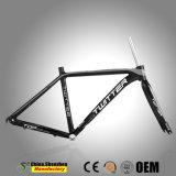 Матовая 46см до 52см дополнительно 700c алюминиевых дороги велосипеды рамы