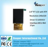 TFT LCD Screen 2.8inch 240X320 MCU Interfaces TFT LCD with Resistive Touch Screen