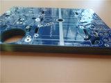 PCB van de Raad van de Kring van PCB van het Plateren van de rand Taconic tlx-8 0.762mm Gecombineerde