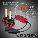 R7 Scheinwerfer-Konvertierungs-Installationssatz 9005 der 360 Grad-Beleuchtung-LED