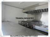 جعل [قينغدو] [ترندا] متحرّك مطبخ كلّيّا يجهّز جديد تماما طعام مقطورة