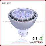 lumière GU10 d'endroit de 3W 5W 7W Eco DEL