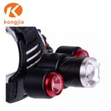 18650 nachladbarer Zoomable LED Scheinwerfer 10W die meiste leistungsfähige Hauptlampe