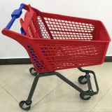Le luxe 120L, caddie du supermarché 200L/chariot en plastique avec la portée de bébé