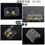 Sz-013 Dozen van het Dessert van containers de In het groot Duidelijke Plastic