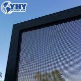 Окна и двери алюминиевый провод сетка