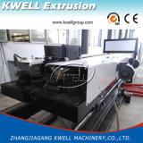 Chaîne de production ondulée de pipe de double mur de PVC/PE/PP/ligne en plastique d'extrusion de pipe