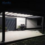 Kundenspezifischer Aluminiumsun-LuftschlitzPergola Fernsteuerungs