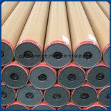 340GSM 300*18*12 500d laminado en caliente de PVC Satinado Frontlit Flex Banner