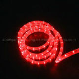 I migliori indicatori luminosi esterni di vendita del LED impermeabilizzano la corda dell'indicatore luminoso della flessione di 13mm LED