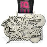 preço de fábrica personalizada grossista Medalha de metal de excelente qualidade