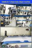 Máquinas de velocidade média de fraldas (JWC-NK300)