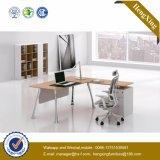 Forniture di ufficio comode dello scrittorio esecutivo del piedino del metallo (HX-GD016)