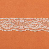 Lacet en gros courant Terylene de broderie de largeur de la forme 5cm de porte de triangle de qualité/lacet de polyester pour des vêtements accessoire et des décorations de rideau et à la maison de textiles