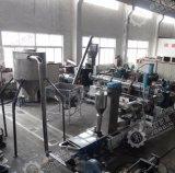 PP rígido PE de dos etapas de la máquina de peletización