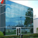 vetro riflettente del EUR-Bronzo di 4-6mm con i certificati di Ce/ISO