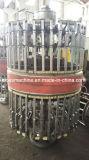 B/C tour de ressort de la machine de construction des pneus de pliage