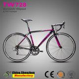 700c алюминиевых город дорога гоночных велосипедов с Microshift 16скорости