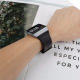 Неподдельная планка вахты кожи икры для Fitbit ионного