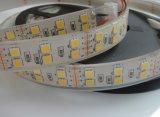 Alto doppio indicatore luminoso di striscia flessibile di riga 5050SMD LED di luminosità 28.8W/M